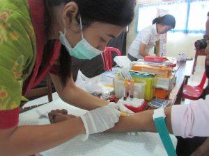 Mobile Clinic in Kesiman Kertalangu